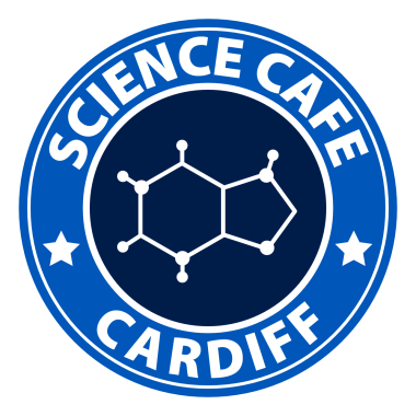 Science Cafe Cardiff Logo